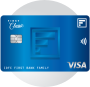 FIRST Classic Credit Card