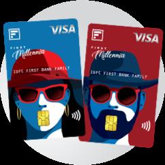 FIRST Millennia Credit Card