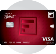 FIRST Select Credit Card