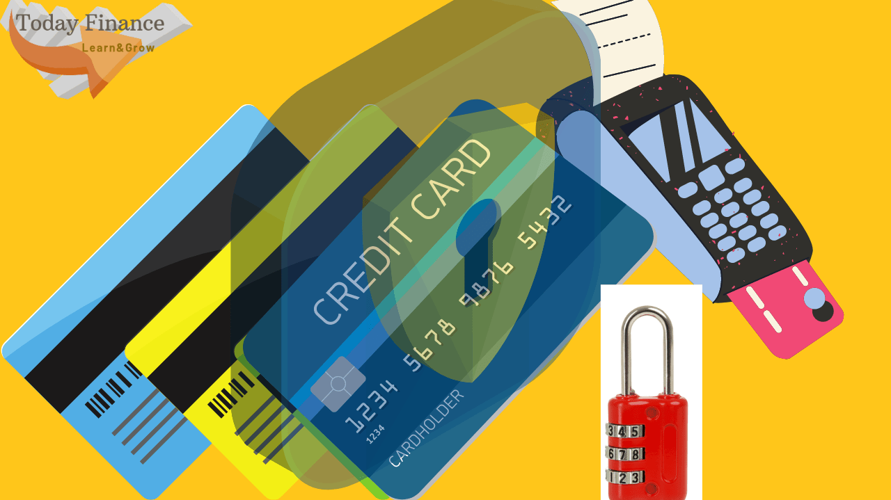 Secure transection with credit and debit card