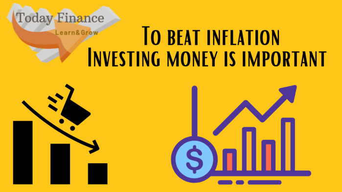 Importance of Investing money